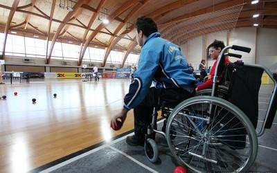 Зимний спортивный фестиваль инвалидов