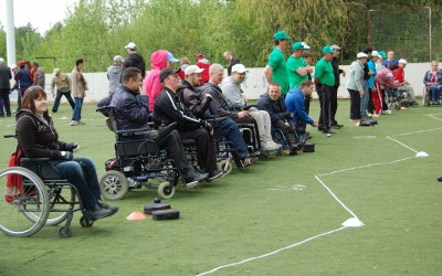 Как прошел Весенний фестиваль инвалидного спорта 2015