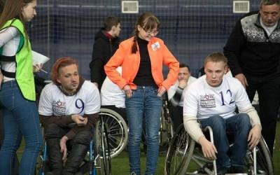Зимний фестиваль инвалидного спорта прошел в Ижевске 27 декабря