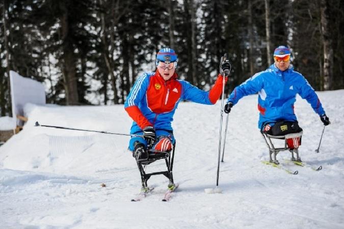 Зимний спортфест