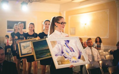 Первый благотворительный аукцион «От мира красоты к равным возможностям»