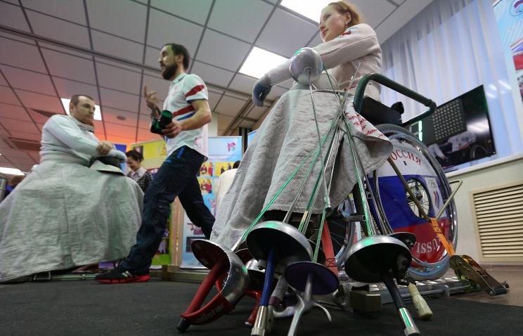 Паралимпийский комитет России отпраздновал 20-летний юбилей