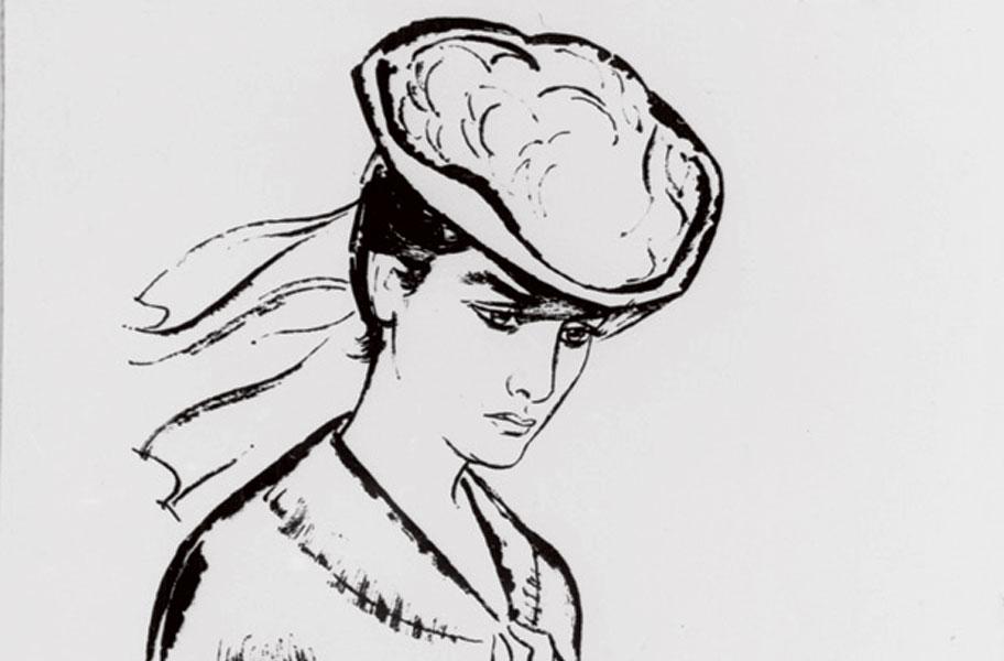 В. Медведев. Иллюстрация к роману Льва Толстого «Анна Каренина»