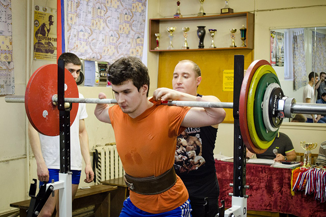 Евгений занялся спортом в 16 лет. Фото: Из личного архива/ Евгений Ковальногих