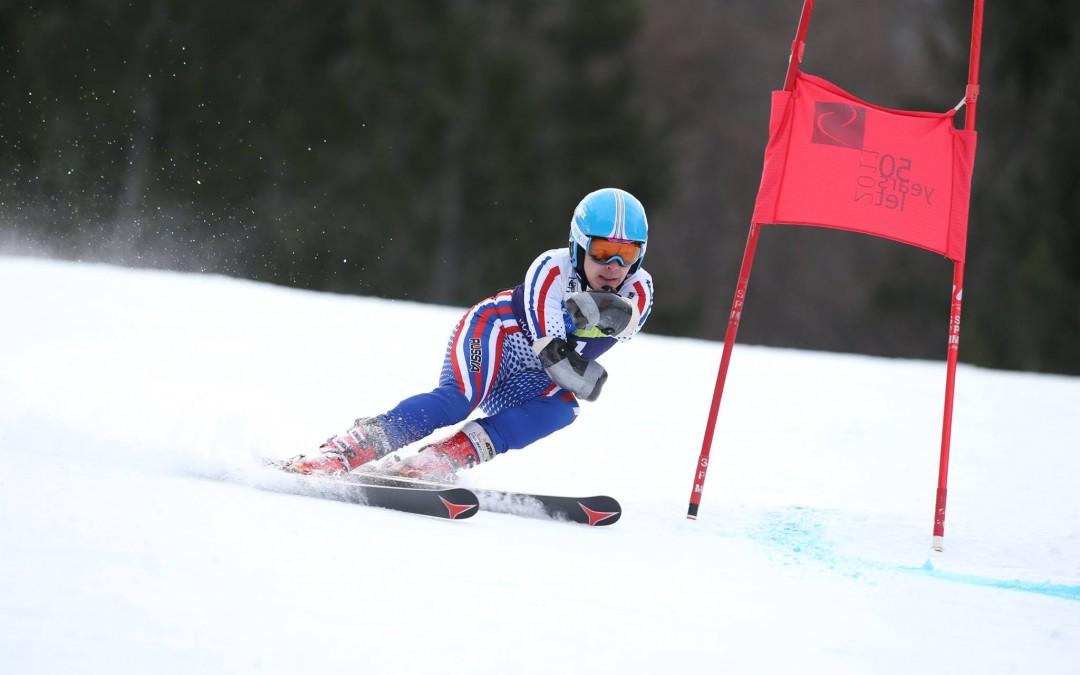 Российские паралимпийцы завоевали медали в соревнованиях по горнолыжному спорту