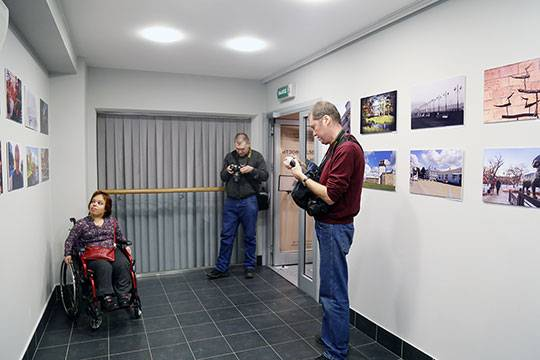 первый федеральный фотоконкурс среди людей с ограниченными возможностями