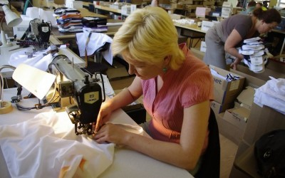 Эстонские инвалиды заработали на продаже сумок 31 550 евро.