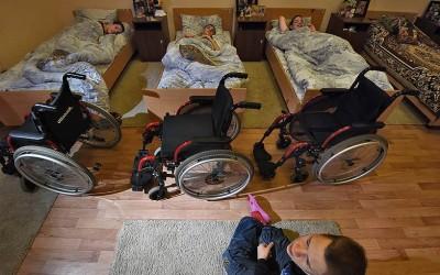 Дети-инвалиды теряют поддержку