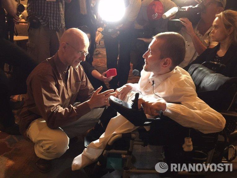 Ученые сделали большой шаг к пересадке головы россиянина