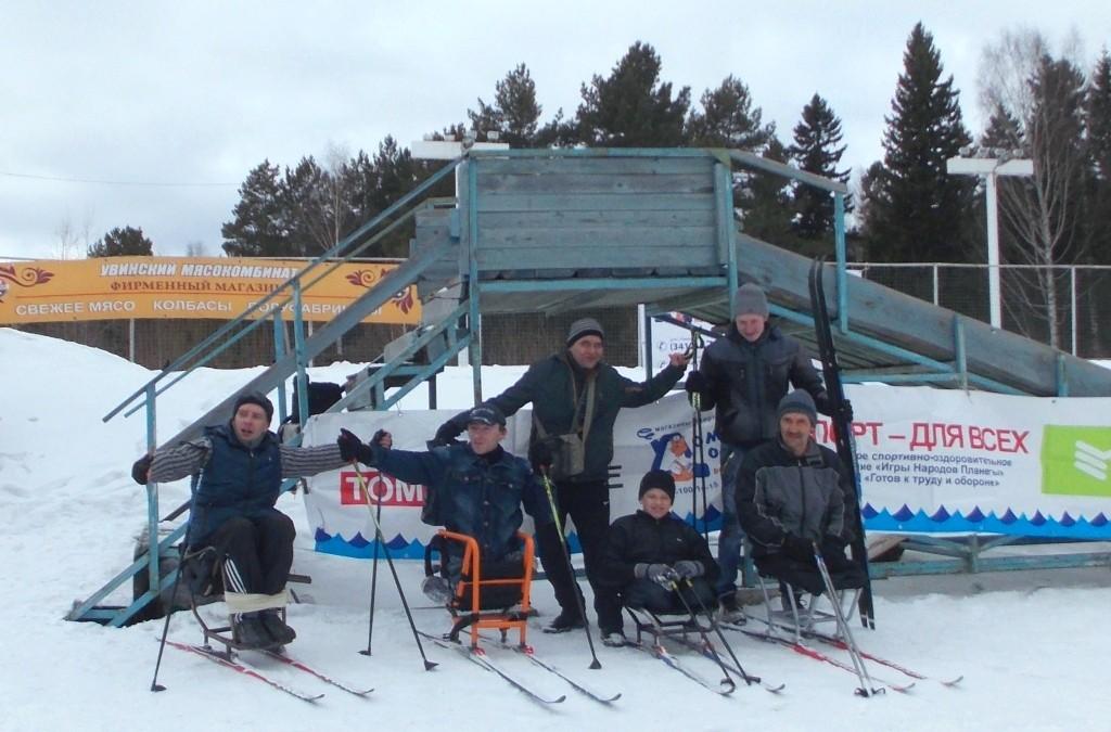 Как прошел Зимний фестиваль спорта среди инвалидов 2016 (фото-видео). Пост-релиз