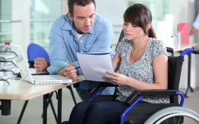 Служба занятости начнет сама искать работу для инвалидов