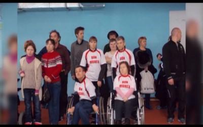 Можгинские инвалиды осваивают паралимпийский вид – бочча