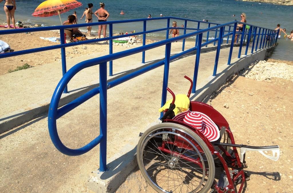 Трудный и опасный отдых, или суровые будни российских инвалидов