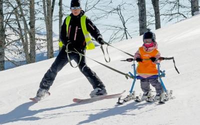 «Горные лыжи – самая эффективная и быстрая реабилитация, которую мы нашли»