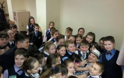 Проект «Уроки милосердия» — Ижевск 2016