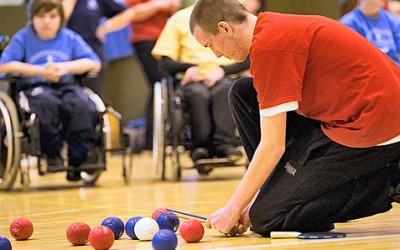 «Благо» продолжает тренировки по паралимпийскому бочча