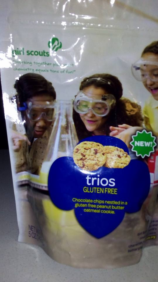 """Конечно, в школе есть бой-скауты и девочки скауты. И, конечно, они продают печенье. Помните, Росс в """"Друзьях"""" продавал такое? — в UCP of Central Florida."""