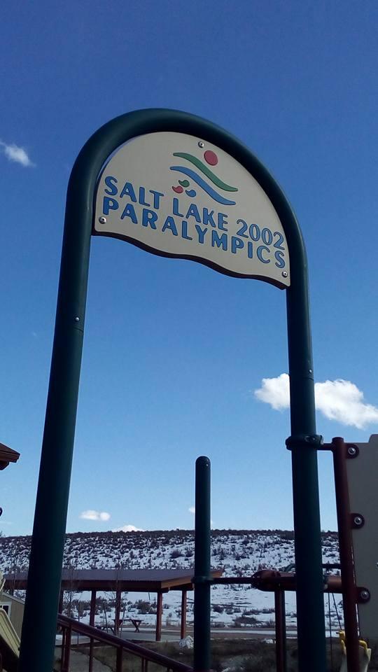 Ведь здесь в горном городке Парк Сити, неподалеку от Солт Лейк Сити, проходили зимние олимпийские и паралимпийские игры 2002 года