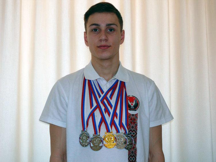 Александр Габдрахманов – самый молодой среди кандидатов на Паралимпиаду-2016 из Удмуртии