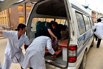 Китайский инвалид нанял киллера для убийства себя и передумал умирать после ран