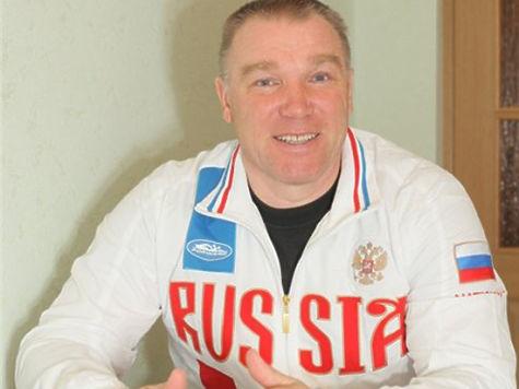 Тренер Головиной Игорь Орлов. Фото: komiinform.ru