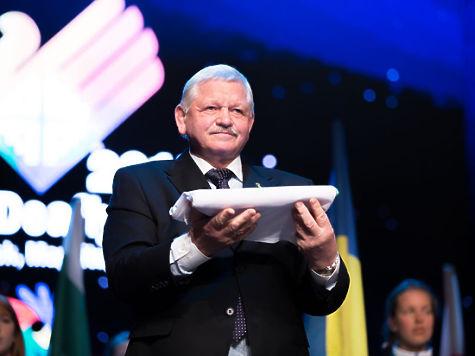 Председателю Сурдлимпийского комитета не дают покоя призовые деньги победителей. Фото: ugra2015.com