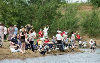 VIII Республиканский рыболовный фестиваль среди инвалидов — 23 июня