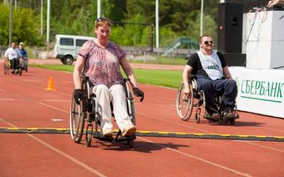 Зеленый марафон от Сбербанка собирает друзей на стадионе «Купол»