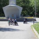 Летний фестиваль инвалидов 2016. Ижевск (1)