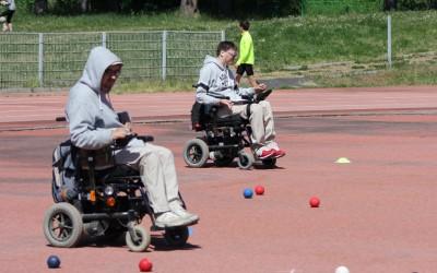 Как прошел Летний спортивный фестиваль инвалидов 2016
