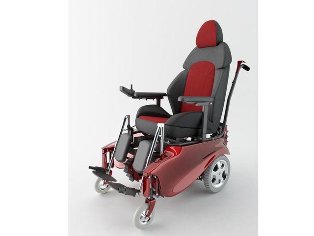 Инвалидная коляска-трансформер Катэрвиль (Caterwill)