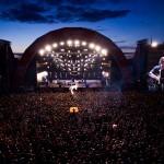 Группа ДДТ стала вечерним хедлайнеров второго дня фестиваля НАШЕСТВИЕ 20161
