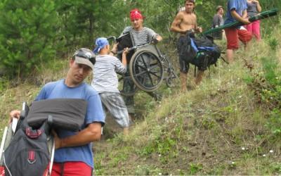 Фестиваль людей с инвалидностью «Спортивная туристическая тропа 2016» пройдет в Ижевске