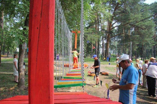 По многочисленным просьбам  6 сентября проводится II Фестиваль людей с инвалидностью «Спортивная туристическая тропа »