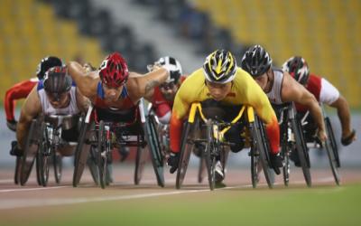 Паралимпийцы сборной России не смогут принять участие в Играх-2018