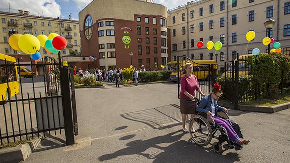 В школах введут уроки толерантности к инвалидам