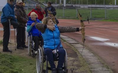 ПОСТ-РЕЛИЗ: Осенний фестиваль спорта среди инвалидов 2016