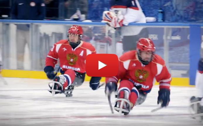 «Дух в движении» — фильм о XI зимних Паралимпийских играх 2014 года в Сочи