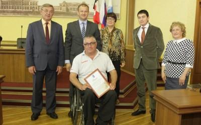 Победители Городского конкурса инициатив и достижений в 2017 году
