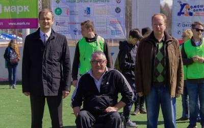 ПОСТ РЕЛИЗ «Весенний фестиваль спорта среди инвалидов» — 4 мая 2017г