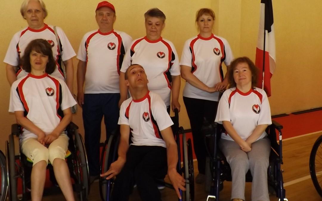 Сборная Удмуртии по Паралимпийскому бочча впервые приняла участие в Кубке России