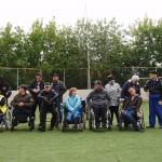Осенний спортфестиваль инвалидов 2017