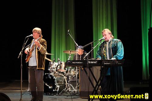 Члены общества «БЛАГО» и их семьи посетили концерт ансамбля «Песняры»