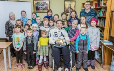 «Урок милосердия» в Алексеевском приходе г. Ижевска
