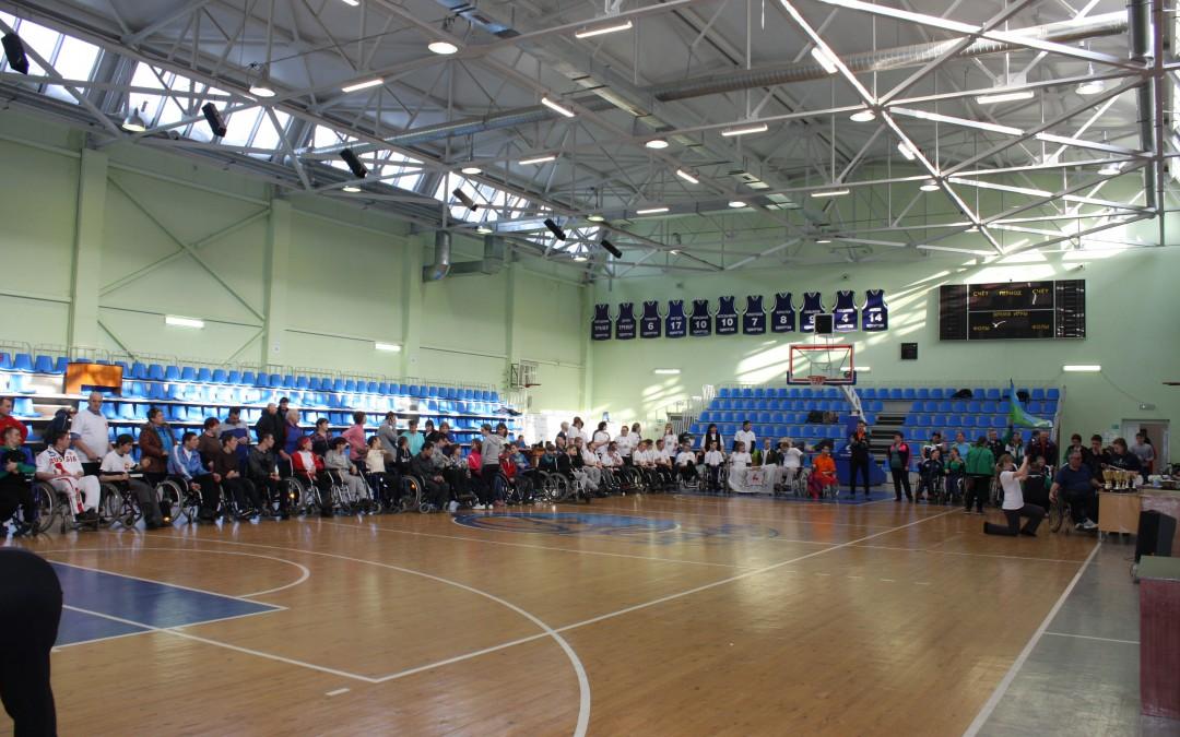 Пост-релиз: впервые в Ижевске прошли Всероссийские соревнования по бочча для лиц с поражением опорно-двигательного аппарата