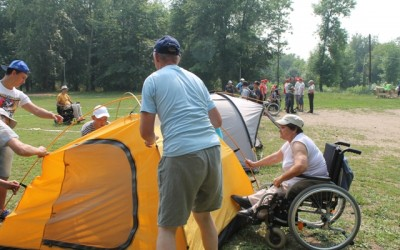 «Туристическая тропа для инвалидов 2018» пройдет в Кеч-Парке