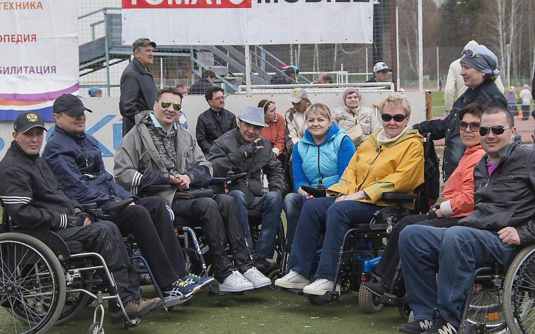 Приглашаем на «Весенний фестиваль спорта среди инвалидов» в мае