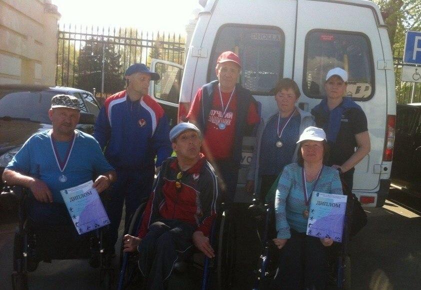 Пост-релиз: «Весенний фестиваль инвалидов 2018» собрал более 100 участников со всей Удмуртии