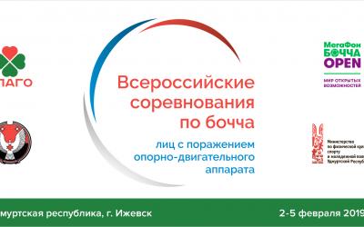 Всероссийские соревнования по бочча во второй раз соберут спортсменов с инвалидностью в Ижевске