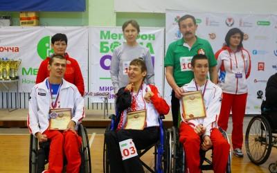 Спортсмен из Удмуртии стал лучшим боччистом России